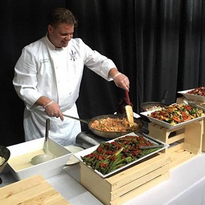 Chef Brian Bowman